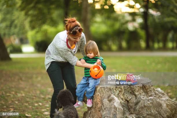 Trascorrere del tempo con i bambini