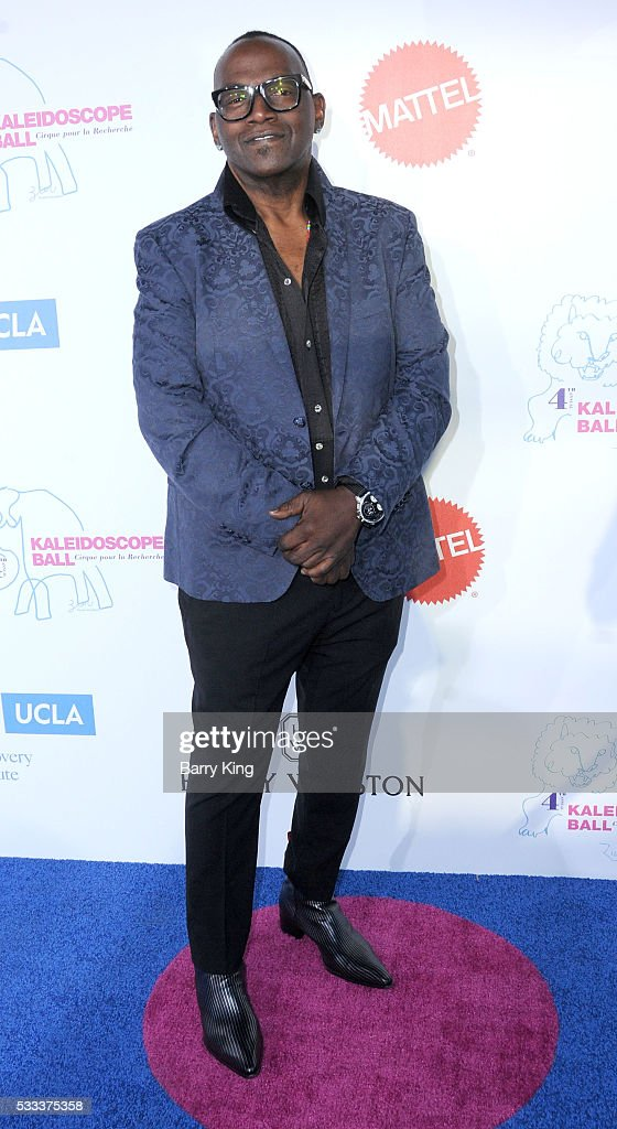 TV spersonality Randy Jackson attends the Kaleidoscope Ball at 3LABS on May 21, 2016 in Culver City, California.
