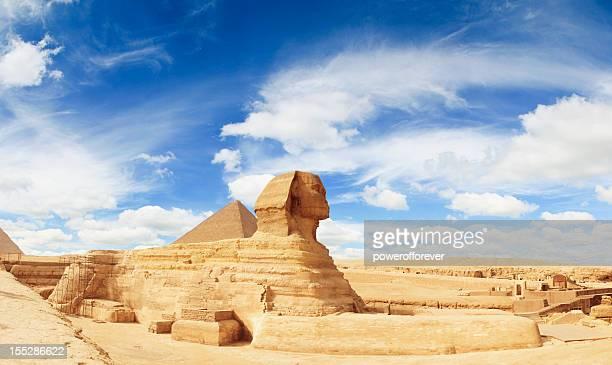 Sphinx Panorama