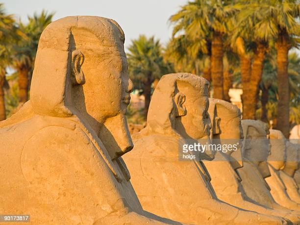Esfinges de Luxor