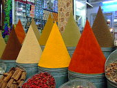 Spice at the souk in Marrakech