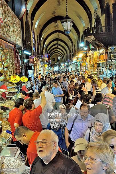Spice Bazaar (Egyptian Bazaar) in Istanbul