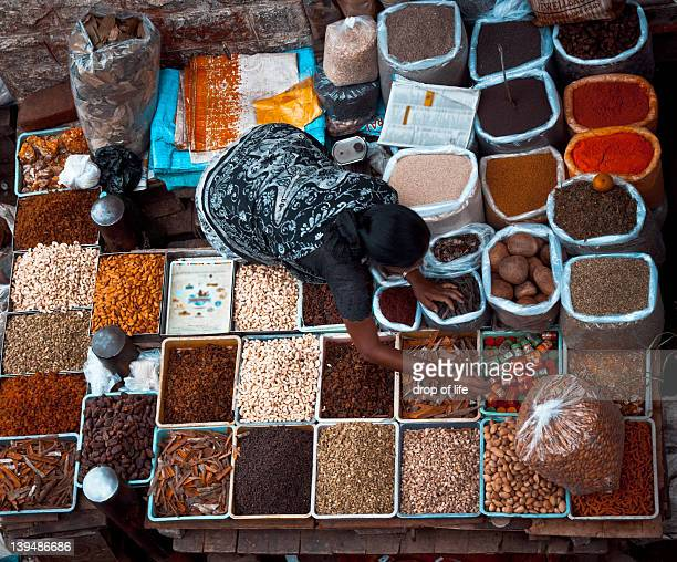 Spice in market
