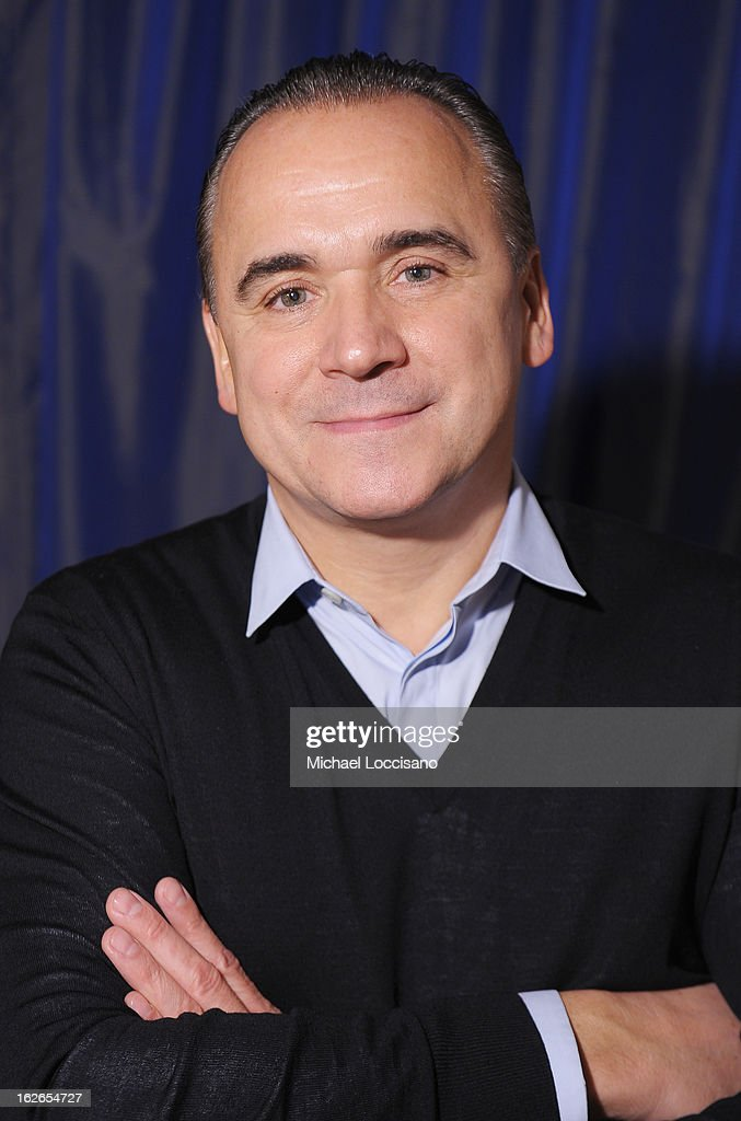 Spice Market Owner/Chef Jean-Georges Vongerichten attends the press conference announcing the Inaugural World Street Food Congress 2013 at Spice Market on February 25, 2013 in New York City.