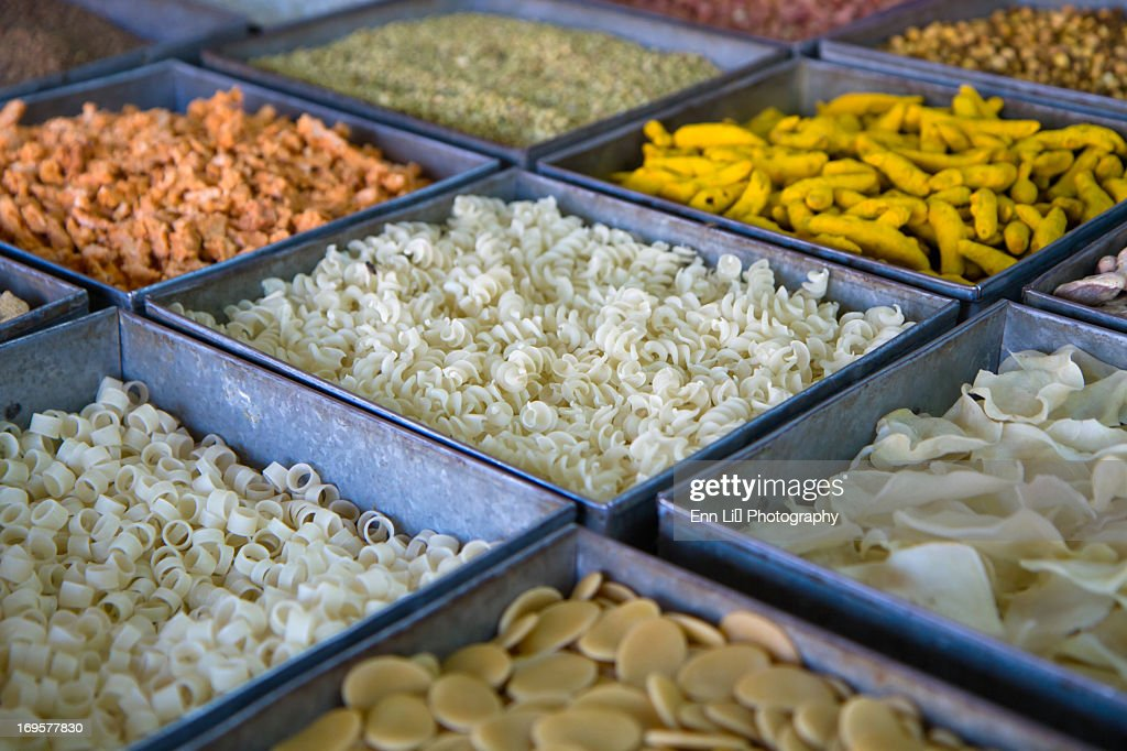 Spice Market : Stock Photo