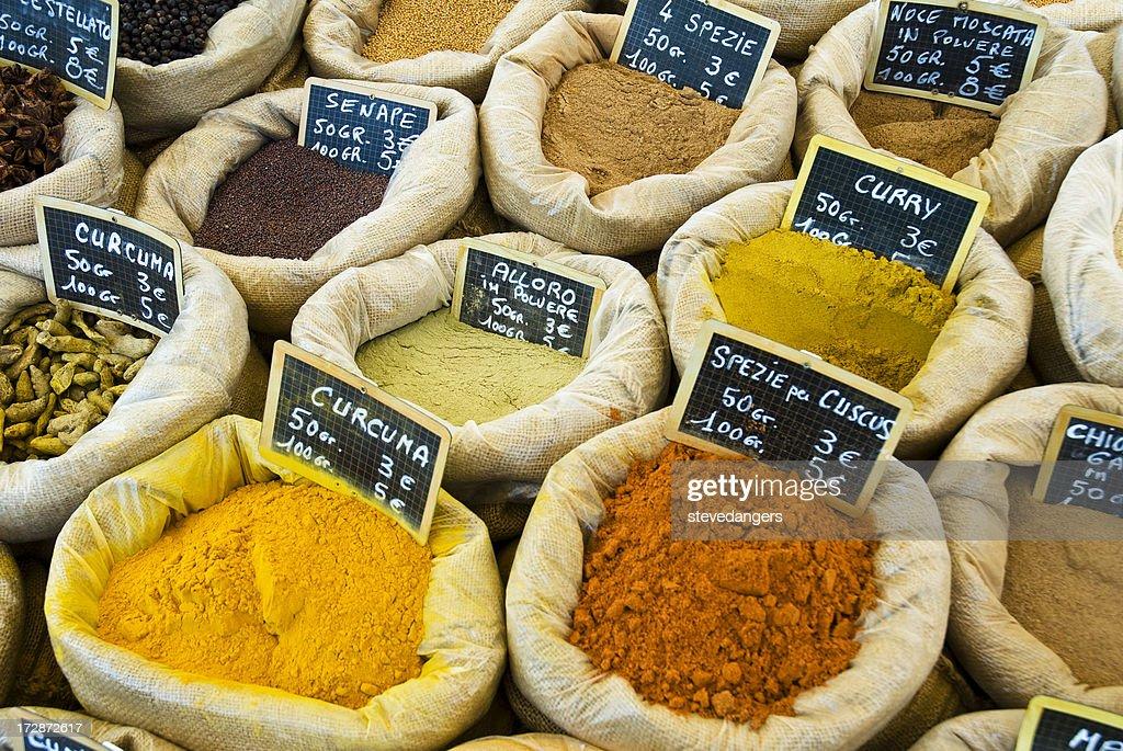 Spice Market : Foto stock