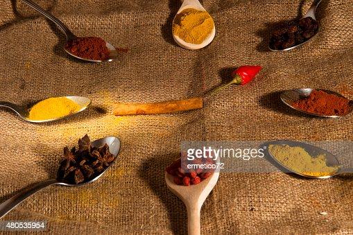 スパイスや風味 : ストックフォト