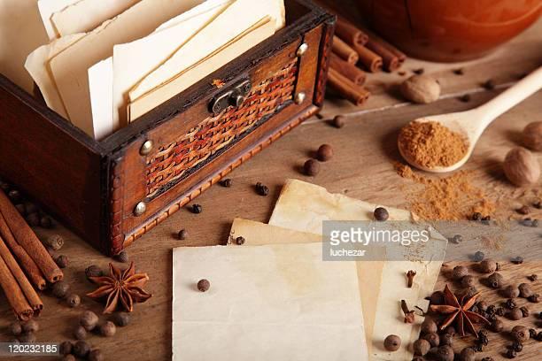 Épices et recettes