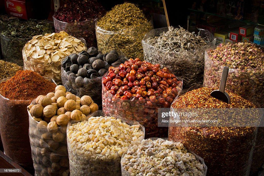 Spices in Dubai - The Spice Market