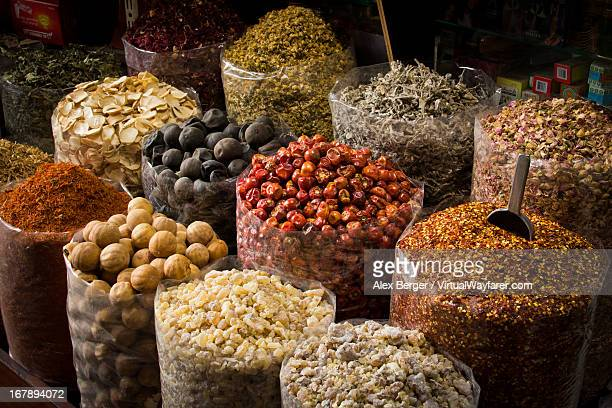 Spices in Dubai - The Spice Market
