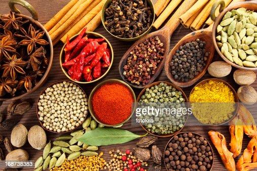 Spices : Foto de stock