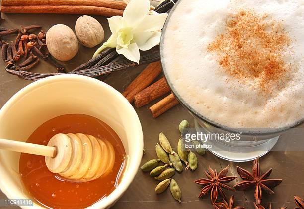 Spicy Chai Latte