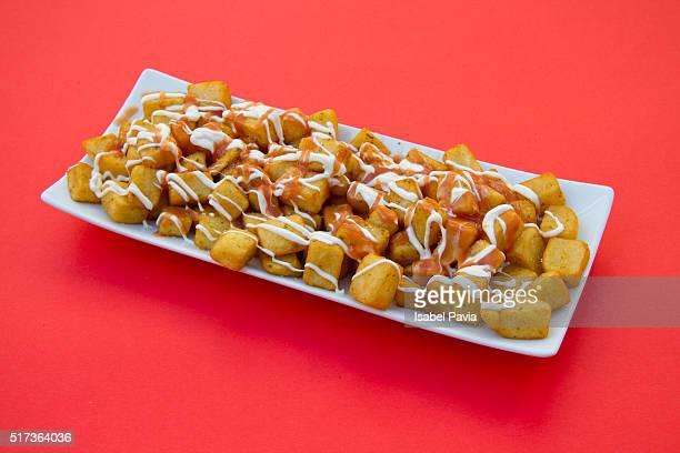 Spicy potatoes - Patatas bravas