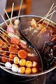 Spicy Sichuan Hot Pot