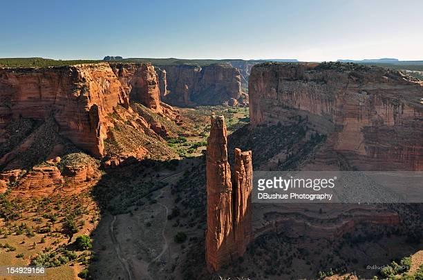 Spider Rock - Canyon de Chelly