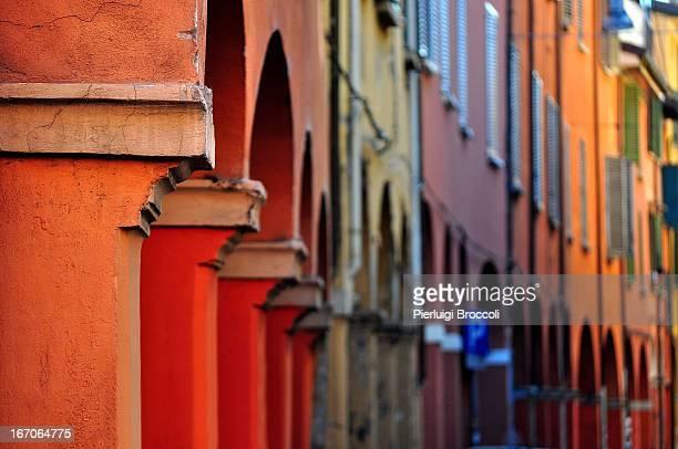 Spigoli di Bologna, via Broccaidosso
