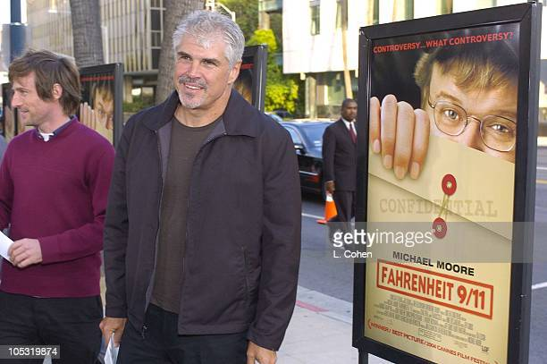 Spike Jonze and Gary Ross during 'Fahrenheit 9/11' Special Screening One Red Carpet at Academy of Motion Picture Arts and Science in Beverly Hills...