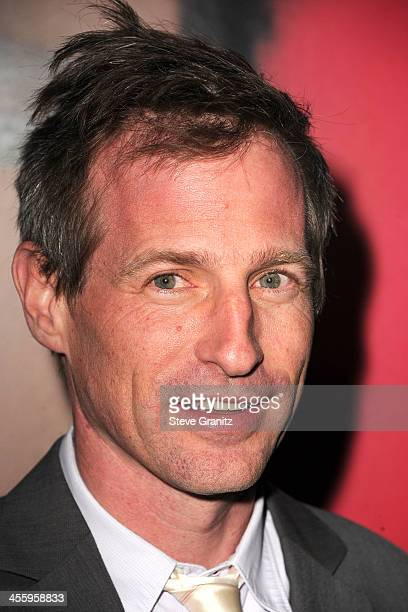 Spike Jonze arrives at the 'Her' Los Angeles Premiere Arrivals at Directors Guild Of America on December 12 2013 in Los Angeles California