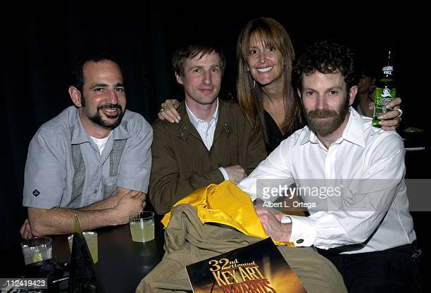 Spike Jonze director Charlie Kaufman and guests during The Hollywood Reporter's 32nd Annual Key Art AwardsAfter Party at The International Cultural...