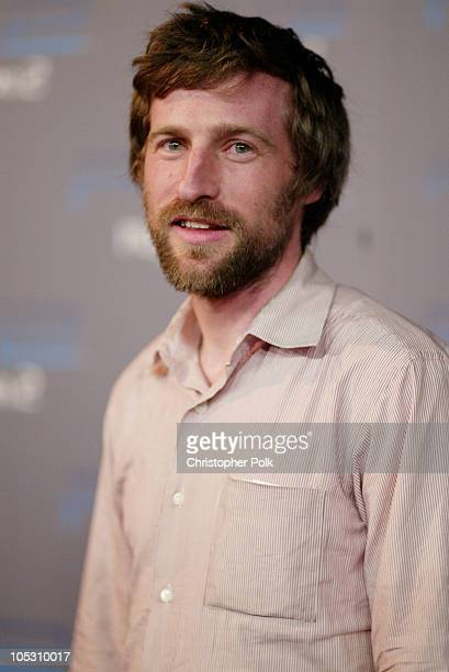 Spike Jonze during PlayStation 2 Offers A Passage Into 'The Underworld' Arrivals at Belasco Theater in Los Angeles California United States