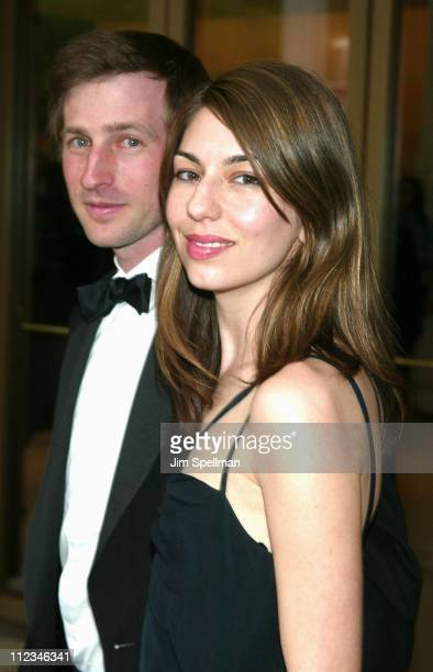Spike Jonze Sofia Coppola during The Film Society of Lincoln Center Gala Tribute To Francis Ford Coppola at Avery Fisher Hall Lincoln Center in New...