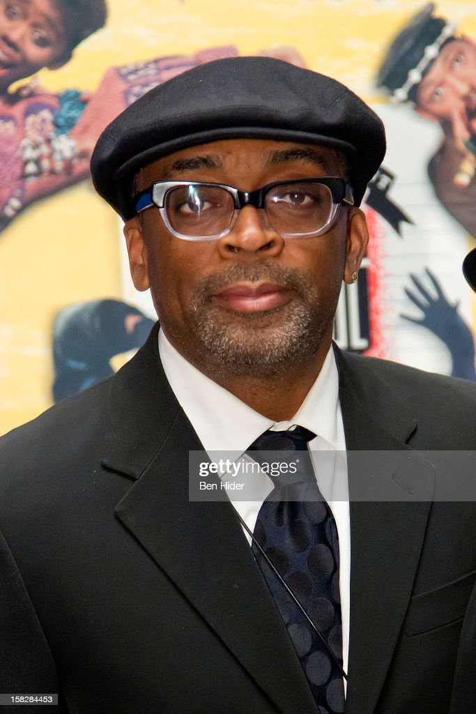 Spike Lee attends The Museum of Modern Art's Jazz Interlude Gala at MOMA on December 12, 2012 in New York City.