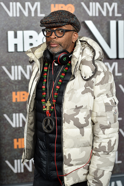Image result for spike lee getty images