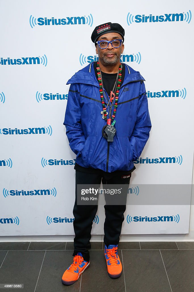Celebrities Visit SiriusXM Studios - December 2, 2015
