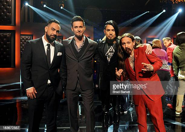 Spike TV 'Ink Master' Season 3 live finale at Manhattan Center on October 8 2013 in New York City