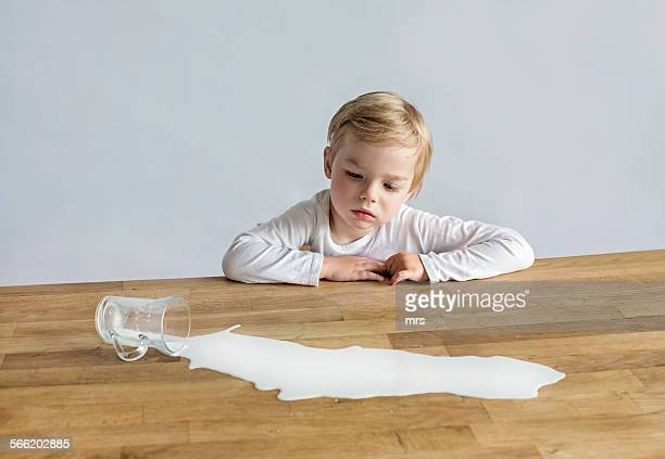 Spilled milk