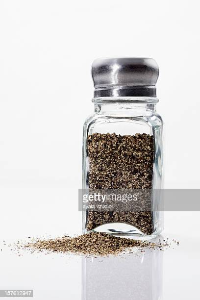 Spilled Pepper shaker