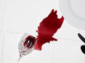 Spilled Wine