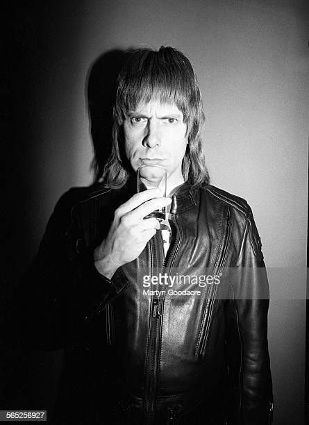 Spinal Tap Christopher Guest as Nigel Tufnel London United Kingdom 1992