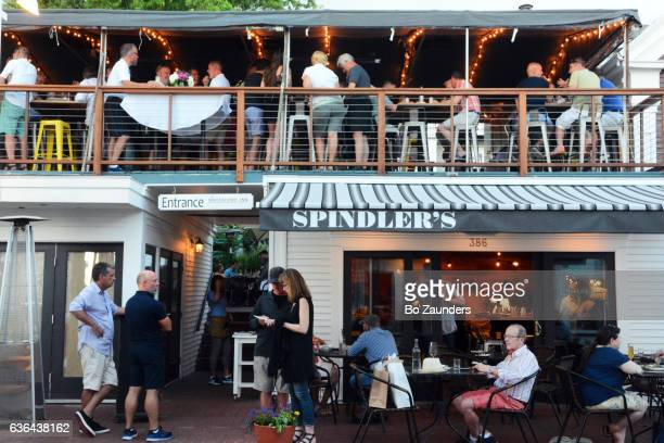 Spindler's restaurant, Provincetown, MA
