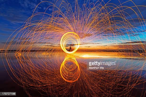 Spinning reverse
