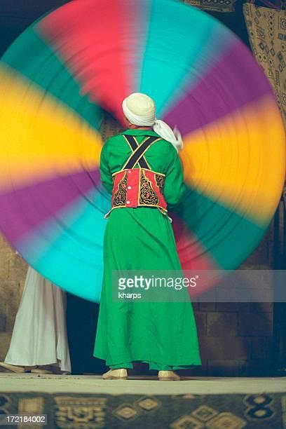 Spinning Sufi