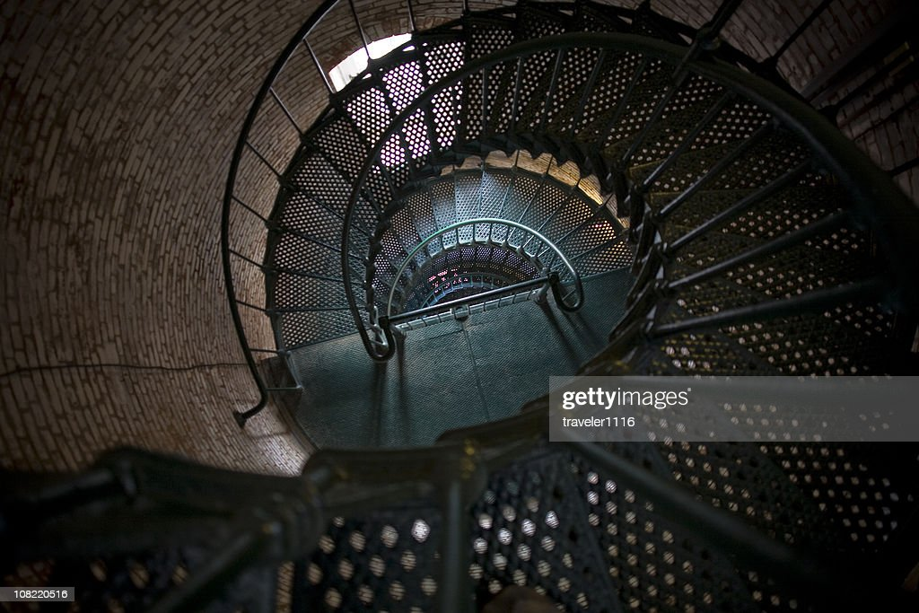 Spiral Staircase : Stock Photo