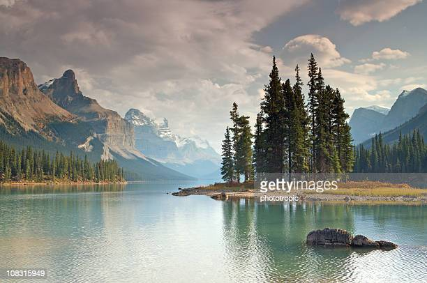 Spirit Island Maligne Lake