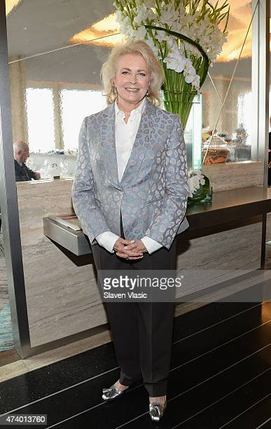 Spirit of Achievement honoree actress Candice Bergen attends Albert Einstein College of Medicine's Women's Division 61st Annual Spirit of Achievement...