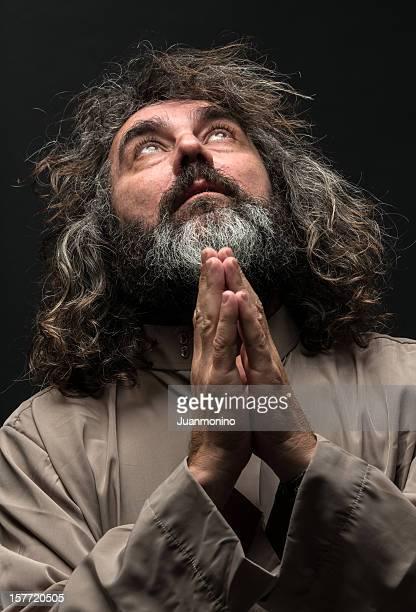 Spirituellen Mann