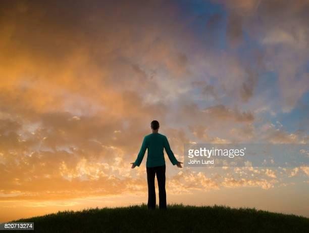Spiritual Sunrise