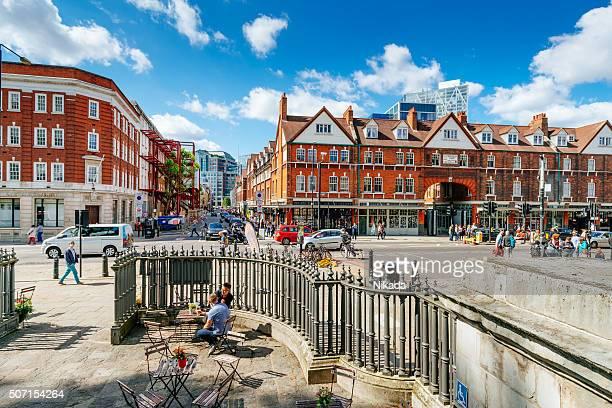 Spitalfields Market, London, UK