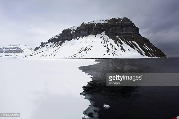 Spitzbergen in Norwegen