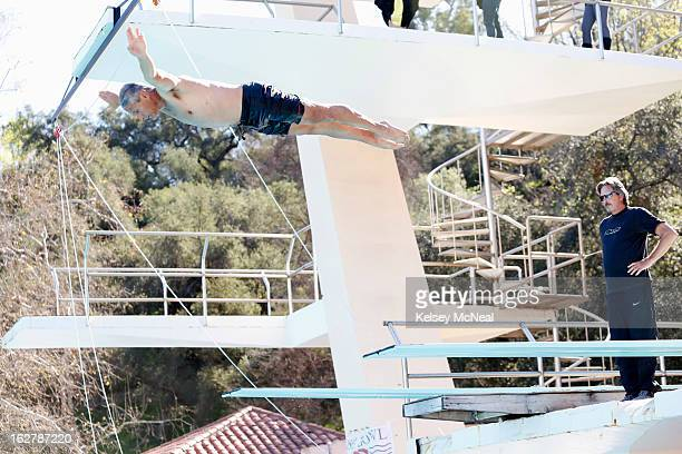 SPLASH 'Splash' marks the first time 10 celebrities will train and compete in regulation platform and springboard diving at dizzying heights in front...