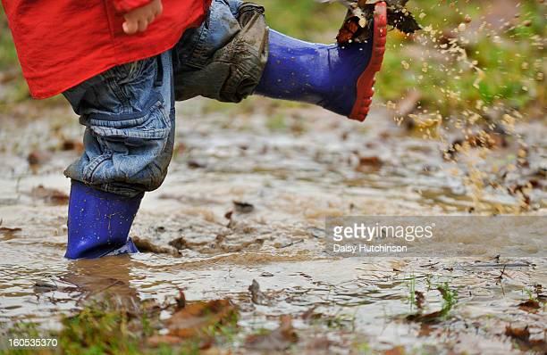Splashing in a Muddy Puddle