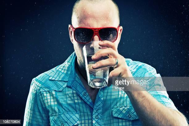 Spritzendes Wasser Wasser