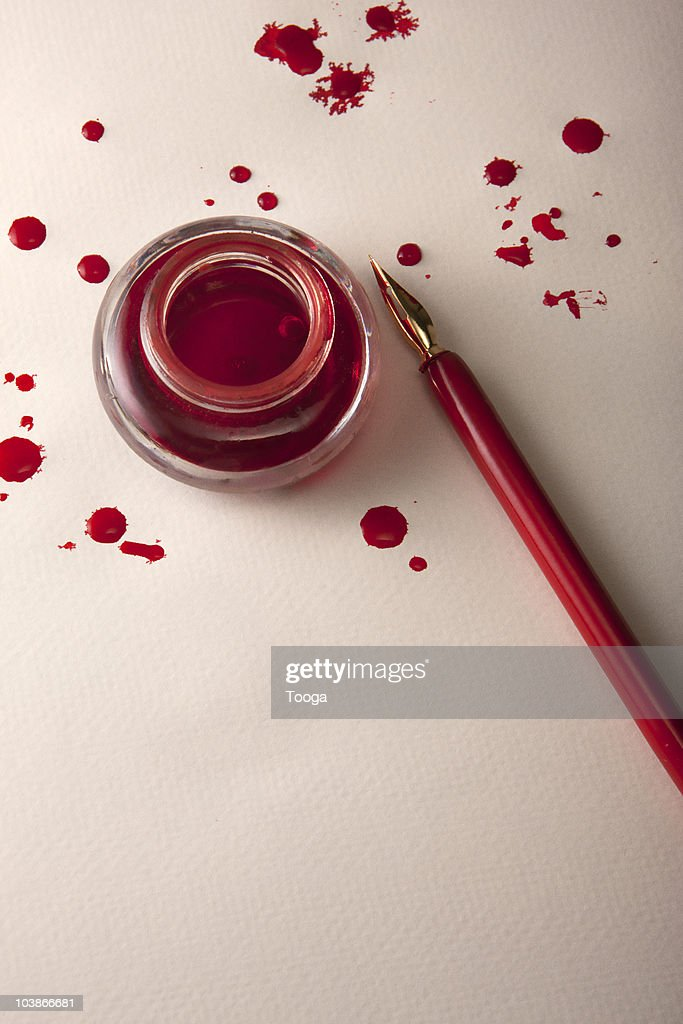 The Significance Of Red Ink