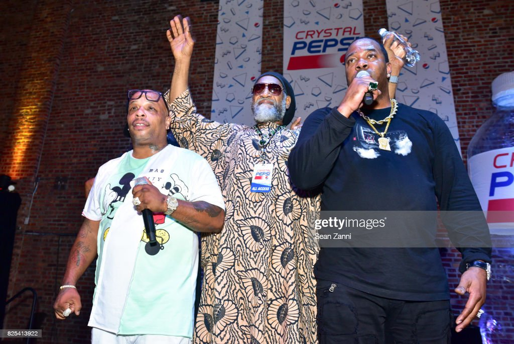 Crystal Pepsi Throwback Tour with Busta Rhymes