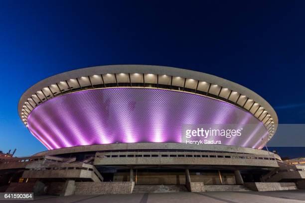 Spodek Arena in Katowice