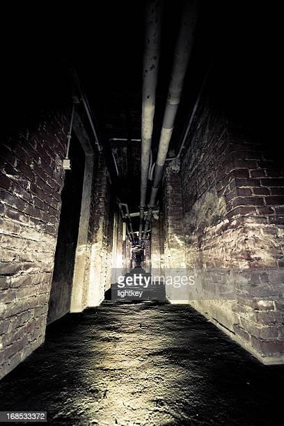 Spuk-Korridor